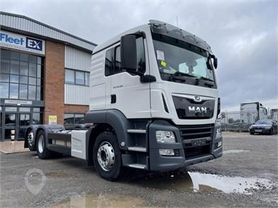 2021 MAN TGS 26.360 at TruckLocator.ie