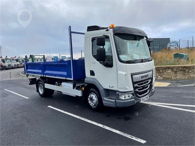 2021 DAF LF210 at TruckLocator.ie
