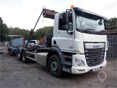 2016 DAF CF510 at TruckLocator.ie