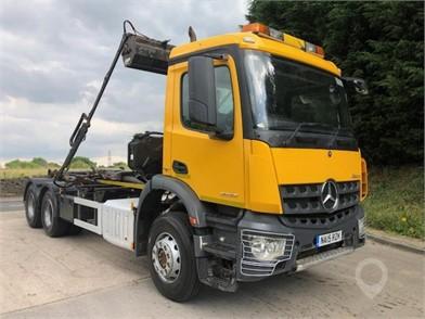 2015 MERCEDES-BENZ AROCS 2632 at TruckLocator.ie