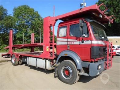 1992 MERCEDES-BENZ 1934 at TruckLocator.ie