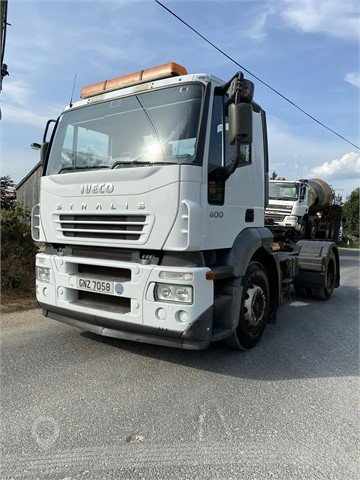 2006 IVECO STRALIS 400 at TruckLocator.ie