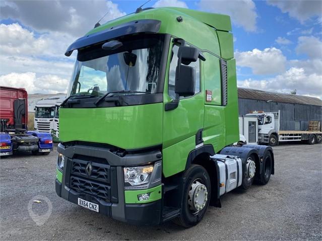 2015 RENAULT T460 at TruckLocator.ie