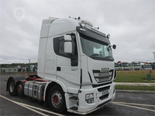 2015 IVECO STRALIS 480 at TruckLocator.ie
