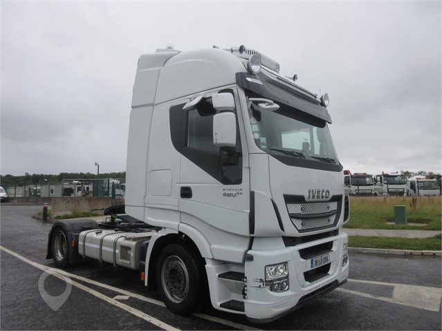 2016 IVECO STRALIS 480 at TruckLocator.ie