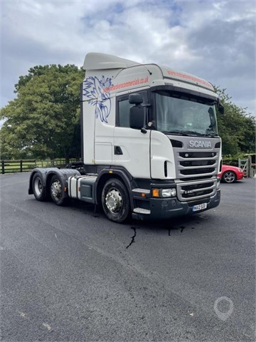 2012 SCANIA G440 at TruckLocator.ie