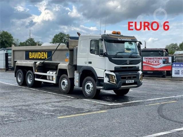 2014 VOLVO FM420 at TruckLocator.ie