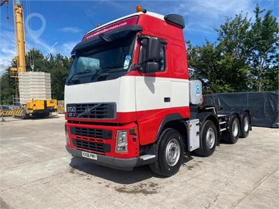 2006 VOLVO FH13.520 at TruckLocator.ie