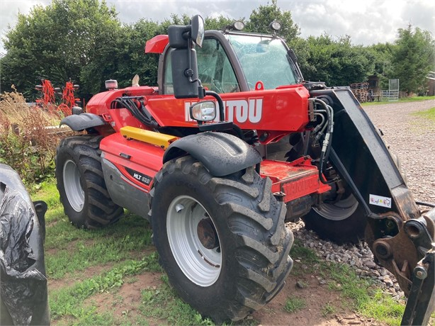 2016 MANITOU MLT629T