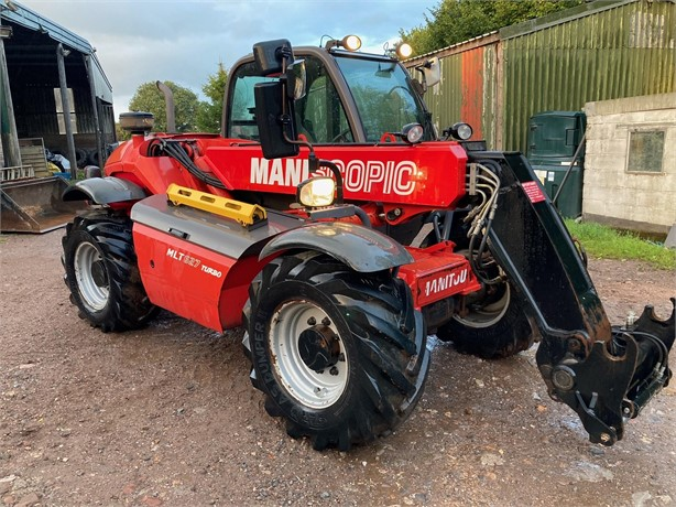 2013 MANITOU MLT627T