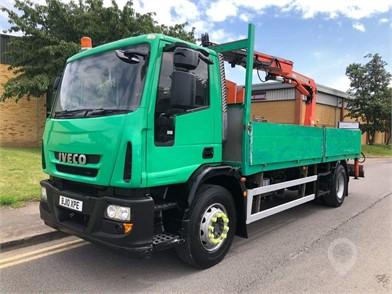 2010 IVECO EUROCARGO 180E25 at TruckLocator.ie
