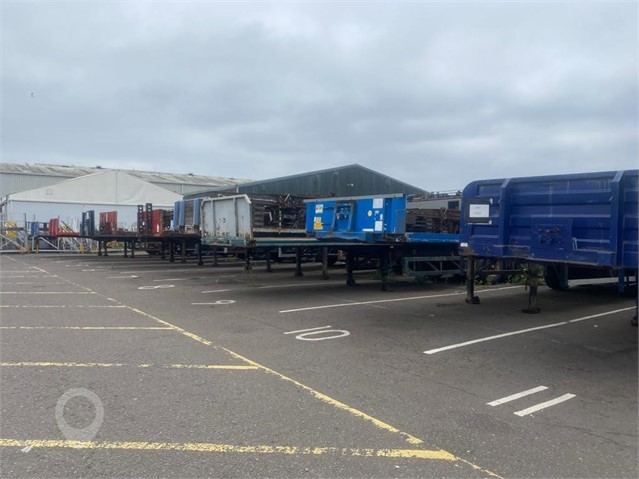 2000 CRANE FRUEHAUF  at TruckLocator.ie