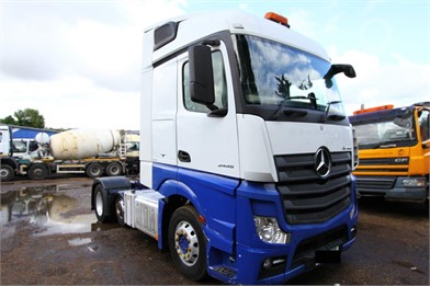 2014 MERCEDES-BENZ ANTOS 2545 at TruckLocator.ie