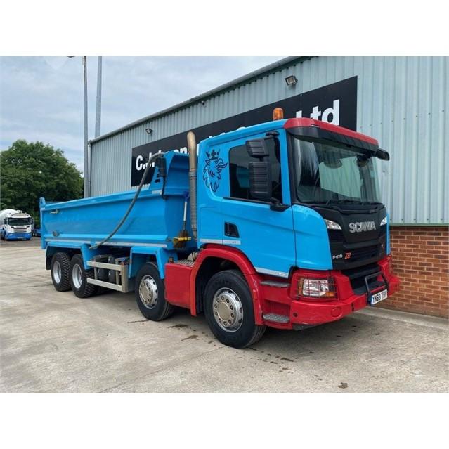 2019 SCANIA P410 at TruckLocator.ie