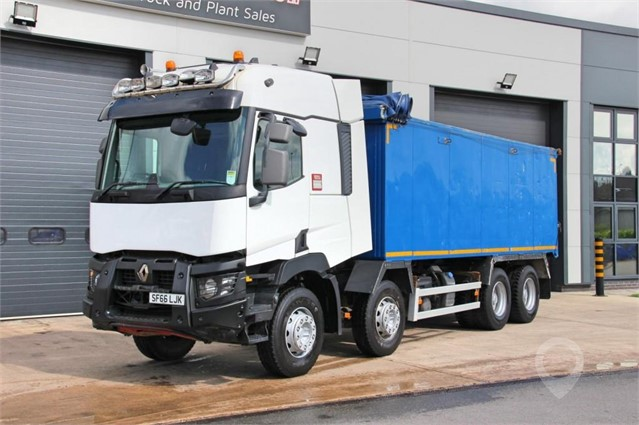 2017 RENAULT C520 at TruckLocator.ie