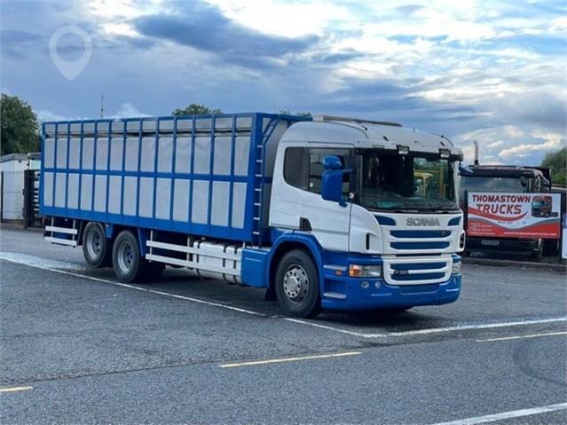 2012 SCANIA P320 at TruckLocator.ie