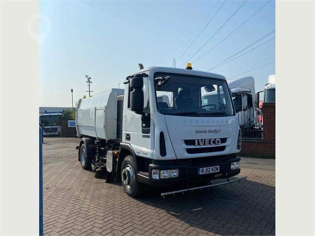 2012 IVECO EUROCARGO 75E16 at TruckLocator.ie