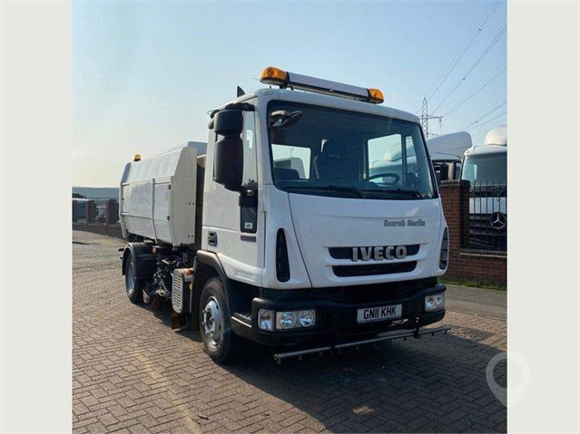 2011 IVECO EUROCARGO 75E16 at TruckLocator.ie