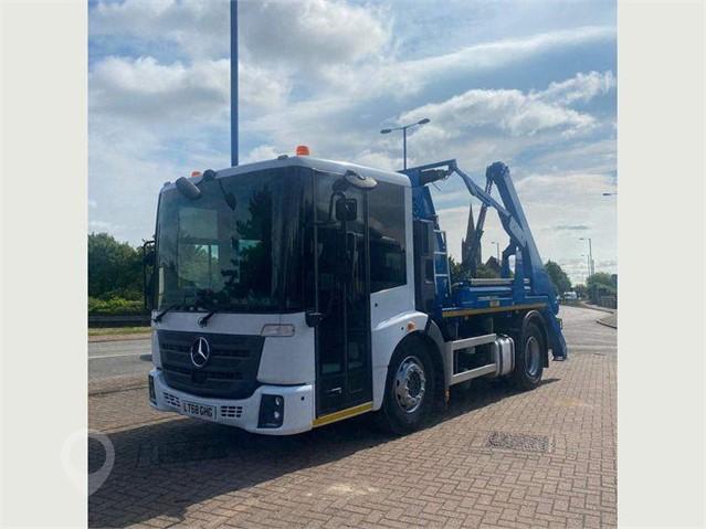 2018 MERCEDES-BENZ ECONIC 1827 at TruckLocator.ie