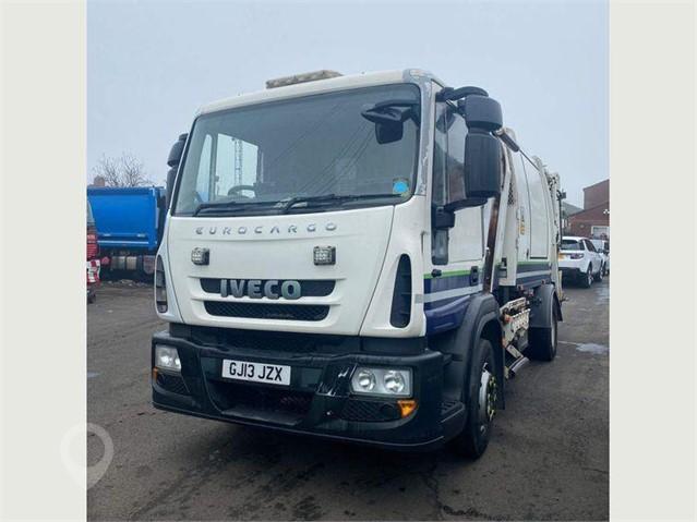 2013 IVECO EUROCARGO 150E18 at TruckLocator.ie
