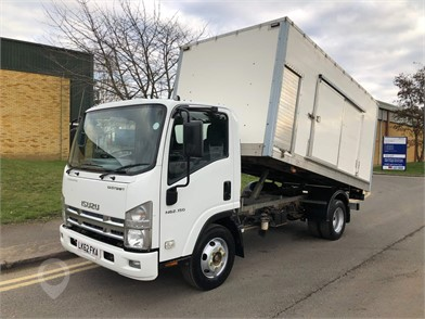 2012 ISUZU N65.150 at TruckLocator.ie