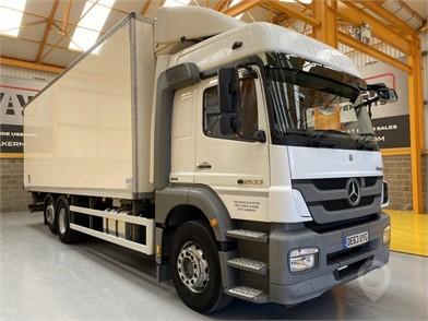 2013 MERCEDES-BENZ AXOR 2533 at TruckLocator.ie