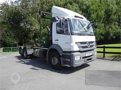 2013 MERCEDES-BENZ ATEGO 2533 at TruckLocator.ie