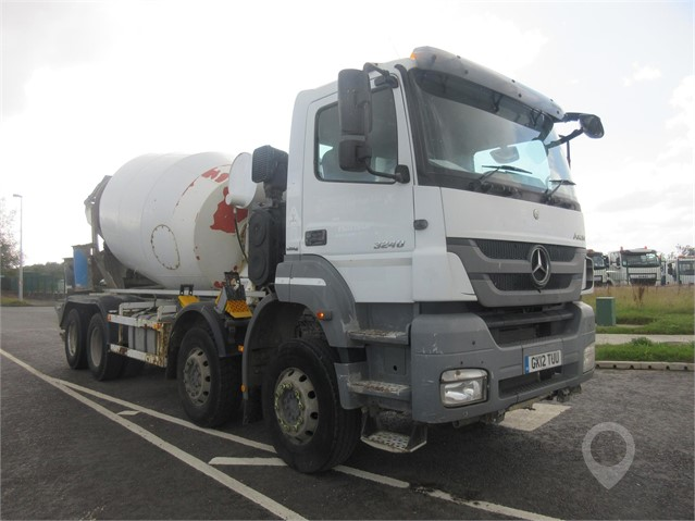 2012 MERCEDES-BENZ AXOR 3240 at TruckLocator.ie