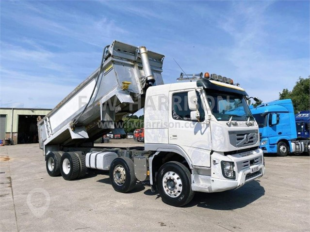 2011 VOLVO FMX460 at TruckLocator.ie