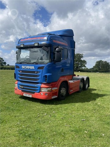 2010 SCANIA R440 at TruckLocator.ie
