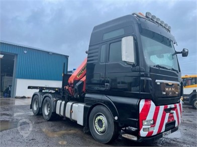 2013 MAN TGX 26.540 XXL at TruckLocator.ie