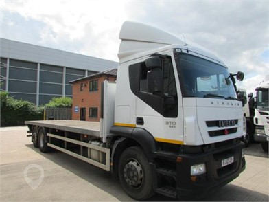 2012 IVECO STRALIS 270 at TruckLocator.ie