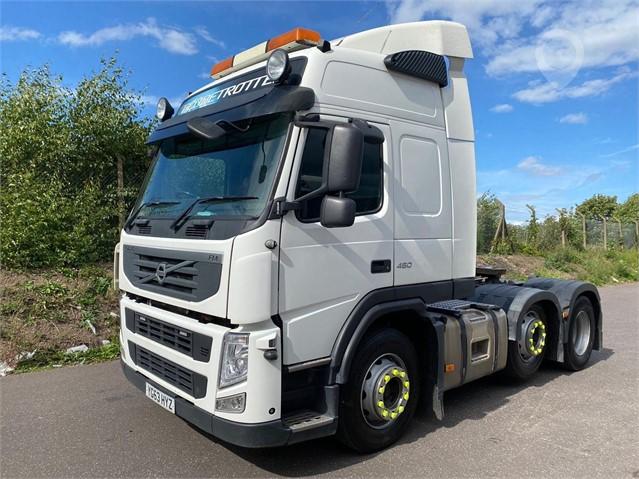 2014 VOLVO FM11.450 at TruckLocator.ie