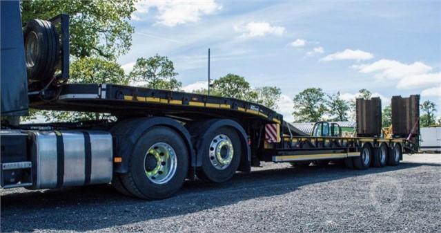2014 ANDOVER SFLT44 TRI AXLE at TruckLocator.ie