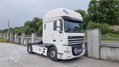 2011 DAF XF105.460 at TruckLocator.ie