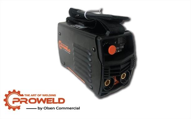 2021 OLSEN PRO- WELD 120 AMP DIGITAL INVERTER  ARC WELDER