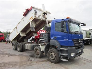 2010 MERCEDES-BENZ AXOR 3236 at TruckLocator.ie
