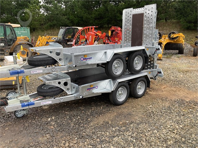 2021 INDESPENSION 9X4 PLANT TRAILER at TruckLocator.ie