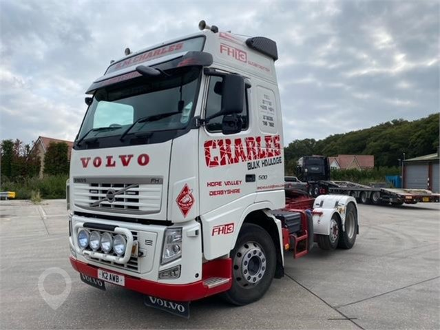 2010 VOLVO FH13.500 at TruckLocator.ie