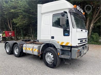 2003 IVECO EUROTRAKKER 440 at TruckLocator.ie