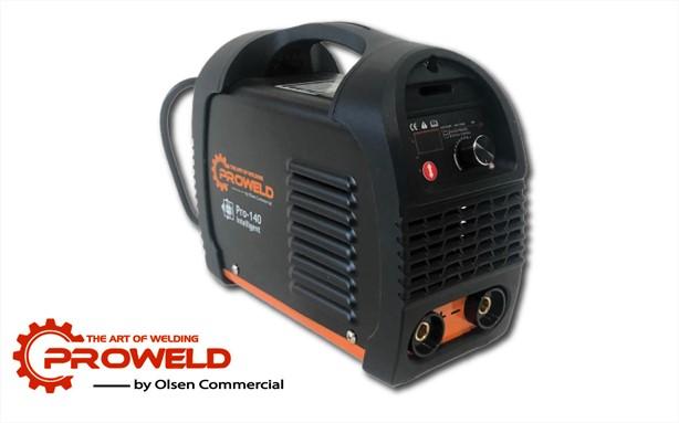 2021 OLSEN PRO- WELD 140 DIGITAL ARC/ TIG WELDER