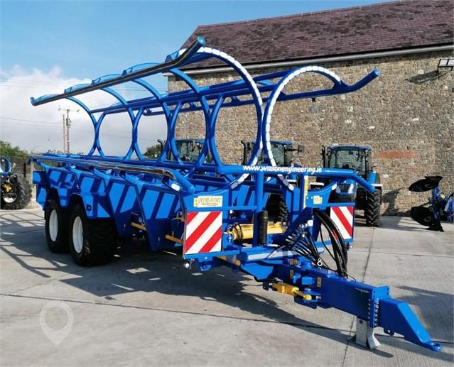 2021 WILSON SUPER MOVE 10 at TruckLocator.ie