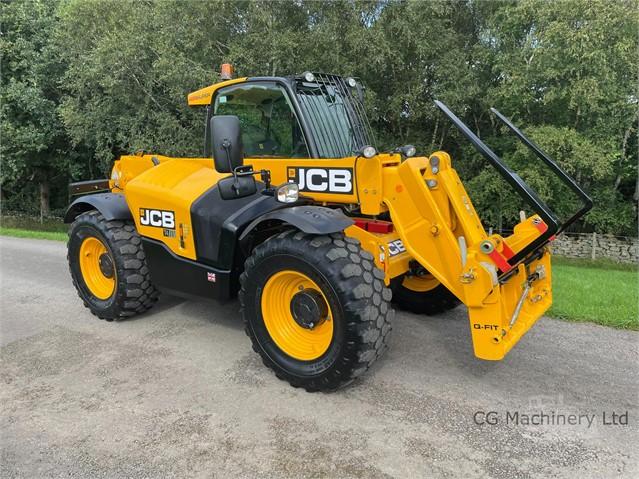 2017 JCB 531-70 AGRI SUPER at www.cg-machinery.co.uk