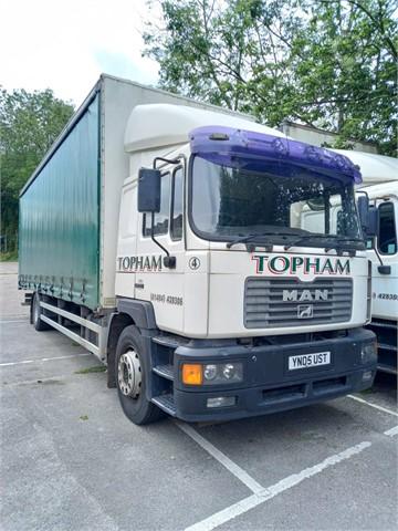 2005 MAN 10.223 at TruckLocator.ie
