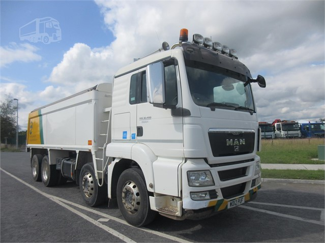 2012 MAN TGS 32.400 at www.firstchoicecommercials.ie