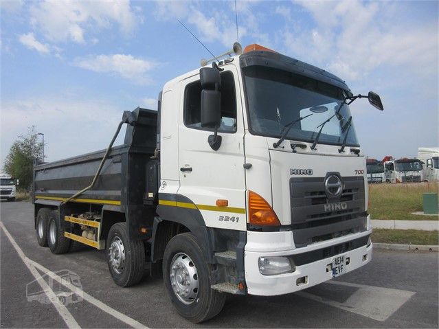 2014 HINO 700 3241 at www.firstchoicecommercials.ie