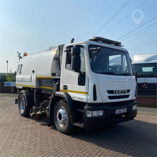 2012 IVECO EUROCARGO 150E22 at TruckLocator.ie