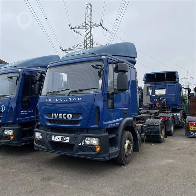 2011 IVECO EUROCARGO 120E25 at TruckLocator.ie