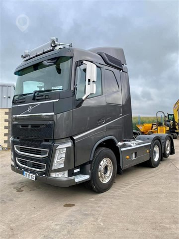 2019 VOLVO FH460 at TruckLocator.ie