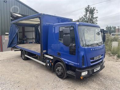 2015 IVECO EUROCARGO 100E19 at TruckLocator.ie